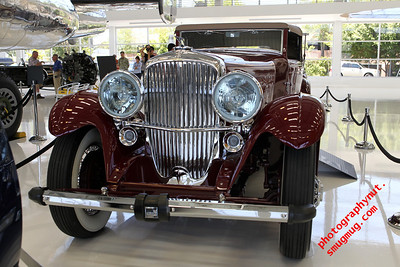 """1931 Duesenberg Model J Fernandez & Darrin Victoria"""