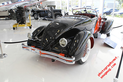 "1931 Duesenberg Model J Weyman"" ""Taper tail Speedster"""