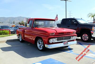 So. Cal. Glendora  Chevrolet, Chevy Show 5 04 2014