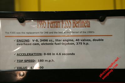 """1995 Ferrari F355 Berlineta"""