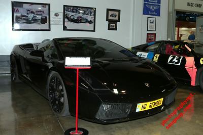 """2006 Lamborghini Gallardo Spyder"""