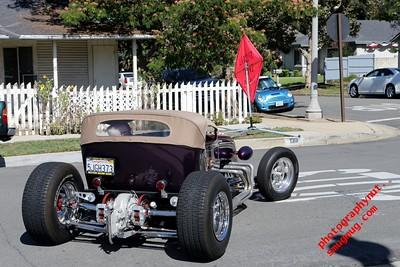 San Dimas Annual Shine it Show it Car Show 7 26 2015