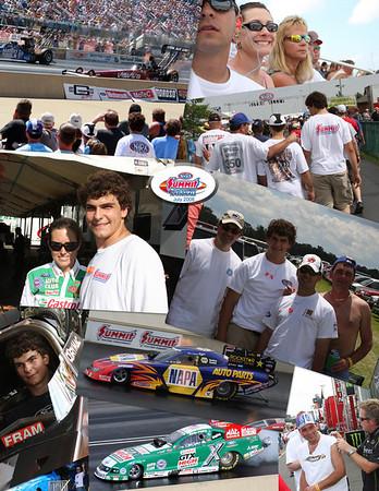 Summit Racing NHRA Nationals, June 26-29 2008, Summit Motorsports Park