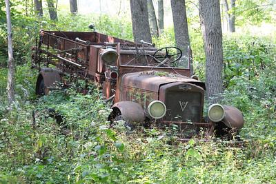 Tastefully Abandoned Vehicles