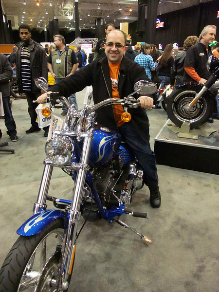 2010 Cleveland Motorcycle Show