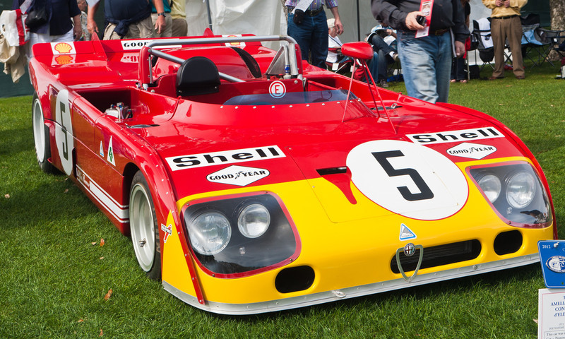 1972 Alfa Romeo 33/TT/3 (s/n 11572-002)  Elford/Marko