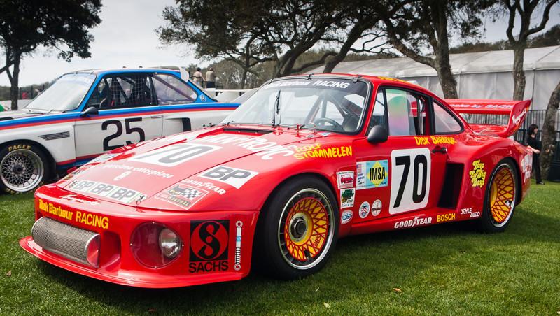 1979 Porsche 935 s/n 0090030 1981 Daytona 24 winner Garretson/Rahal/Redman and 1983 Sebring winner Baker/Thierop/Mullen