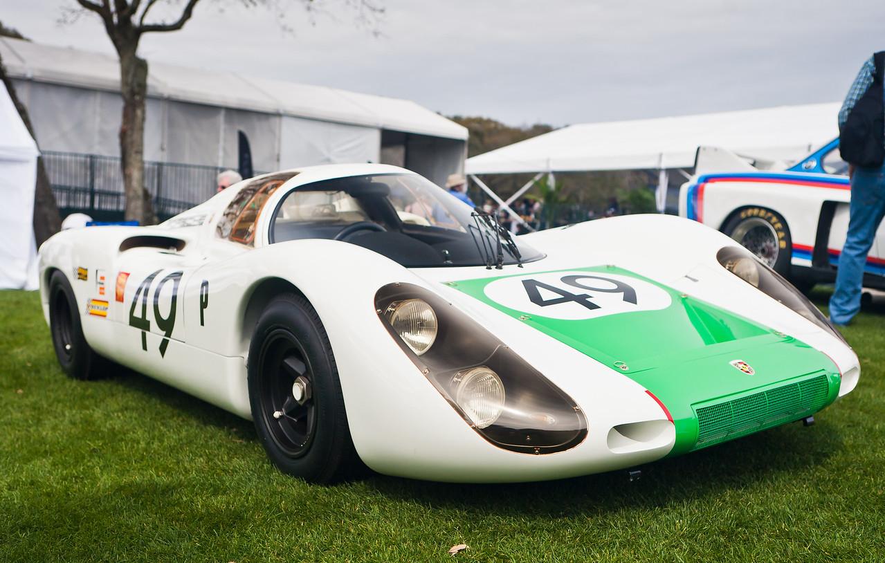 1968 Porsche 907K-023 Siffert/Hermann 1968 Sebring winner