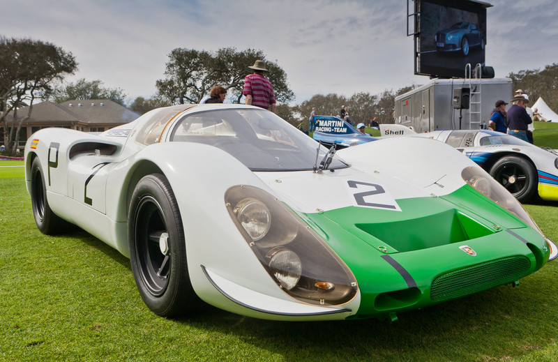 1968 Porsche 908-008 Short Tail Coupe Elford/Siffert Nurburgring winner