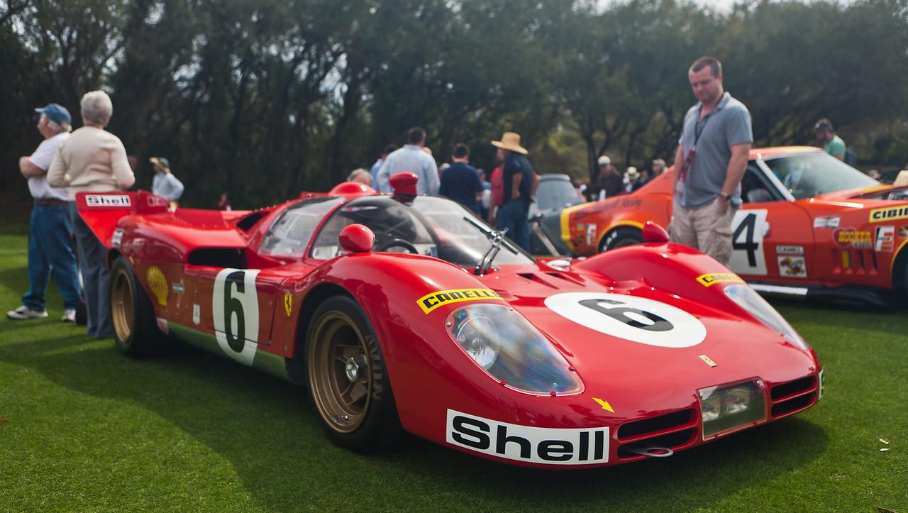 1969 Ferrari 512S-1004 Ickx/Schetty Daytona 24 hours