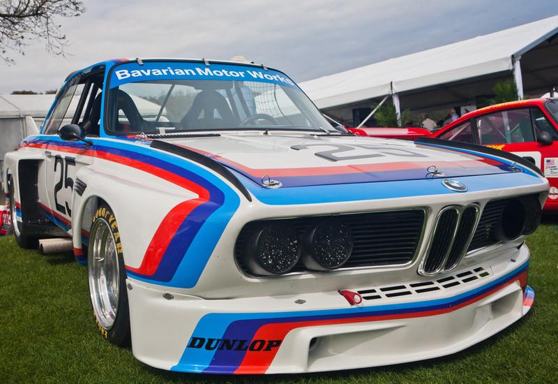 1975 BMW 3.0CSL Redman/Moffat/Posey/Stuck 1975 Sebring winner
