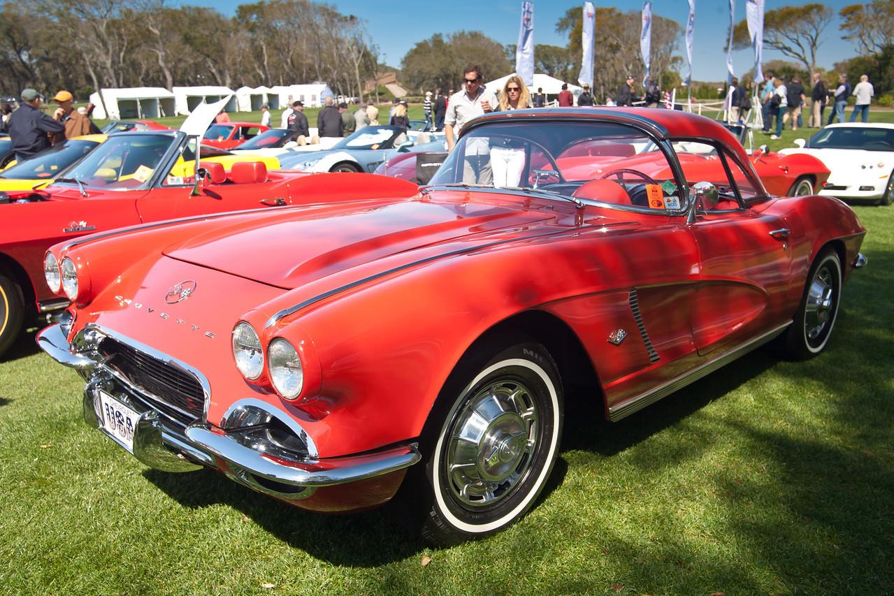 1962 Corvette C1