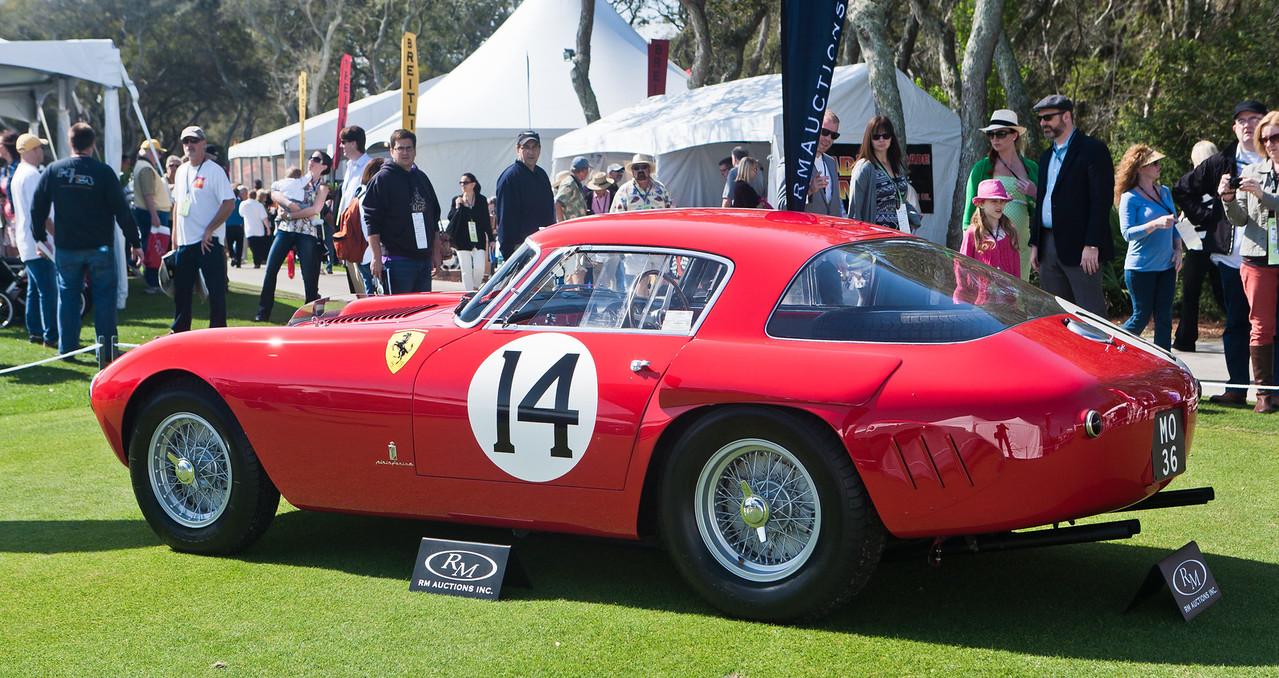 """1953 Ferrari 340/375 MM Berlinetta """"Competizione"""" s/n 0320AM"""