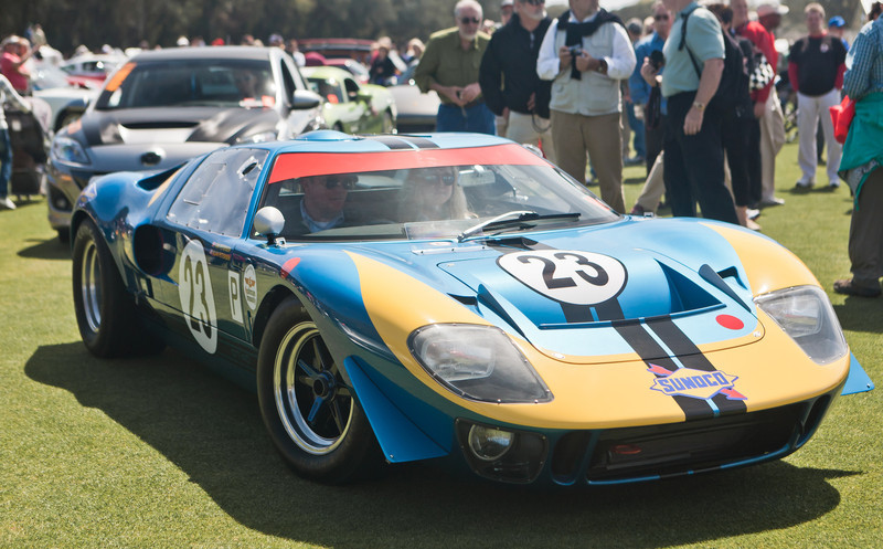 Ford GT 40 Continuation model