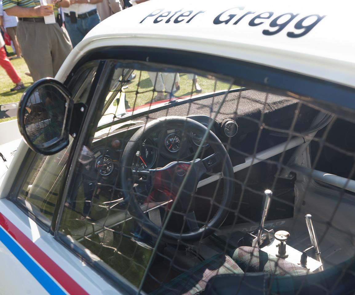 Brumos Racing 1979 Porsche 935 in which Peter Gregg won IMSA Championship