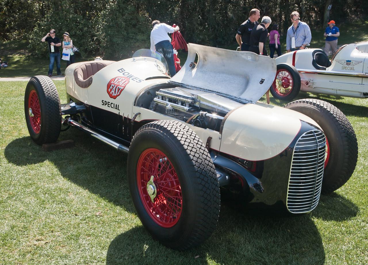 1935 Miller-Ford Novi Winfield Indy Car
