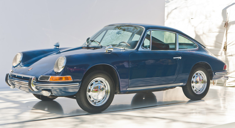 Very early example of Porsche 911