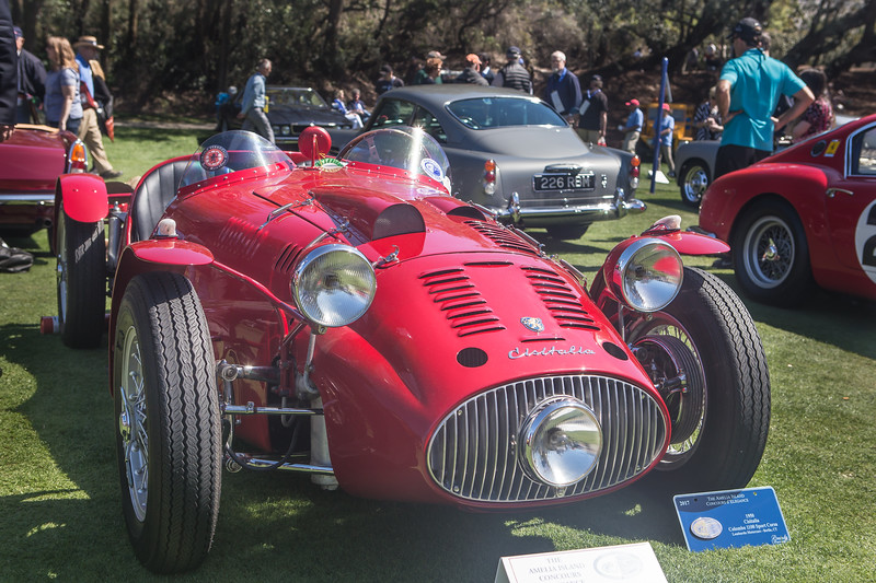 1950 Cisitalia Colombo 1100 Sports Corsa/247841