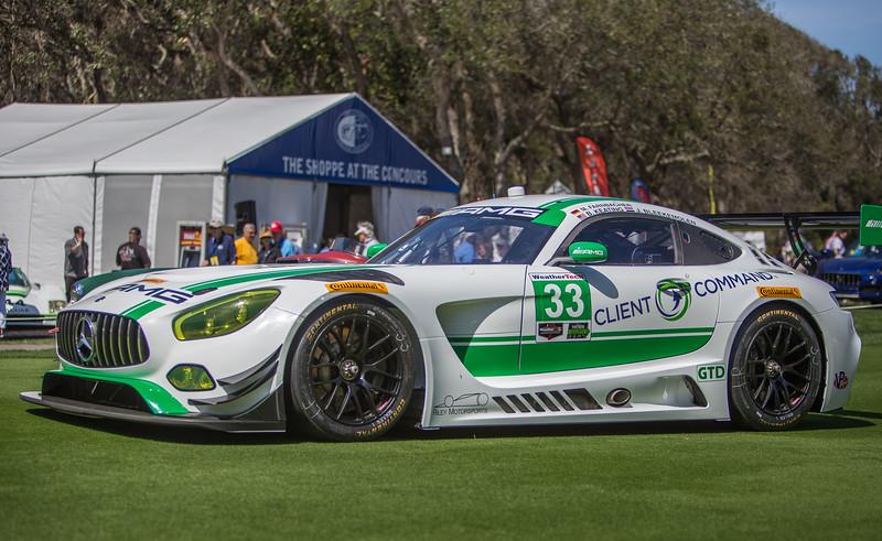 Riley Motorsports Mercedes AMG GT3 GTD