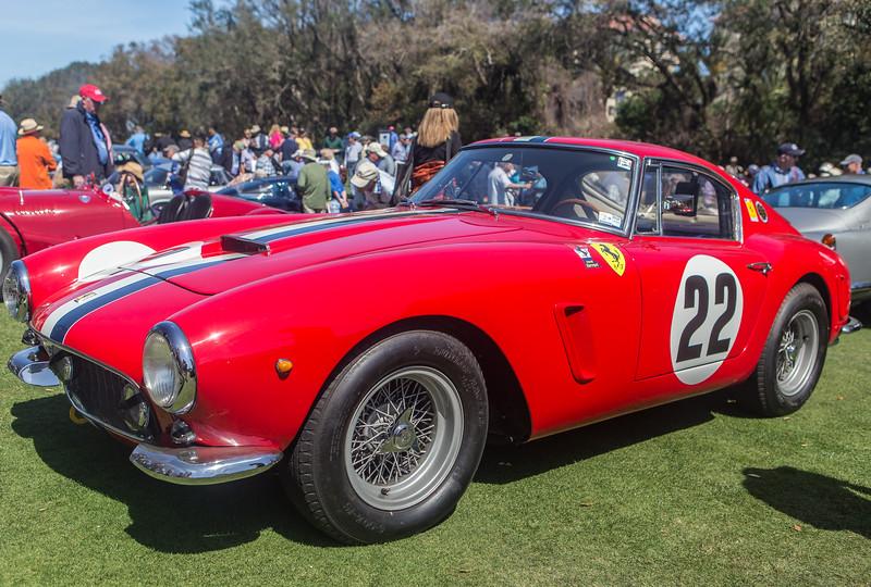 1960 Ferrari 250 GT SWB Scaglietti