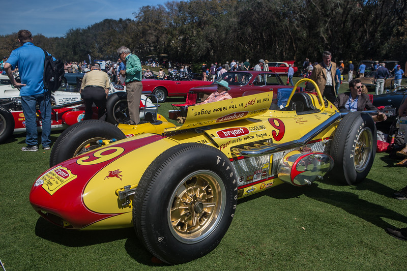 1963 AJ Watson Roadster