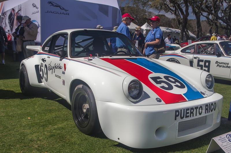 1977 Porsche RSR, ex-Peter Gregg/Brumos Racing