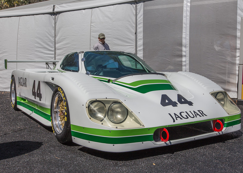 Jaguar XJR-5 GTP Group 44 Racing Team