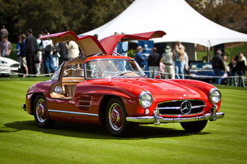 Mercedes Gullwing