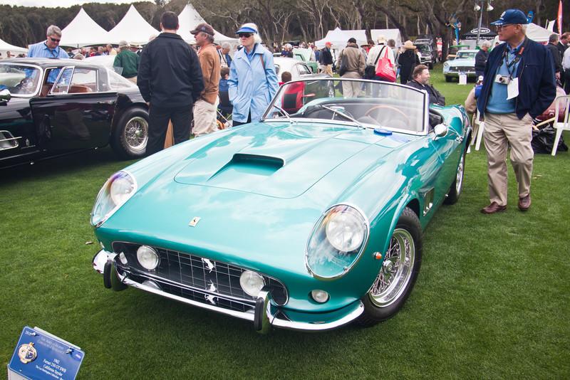 1962 Ferrari 250 GT SW California Spyder