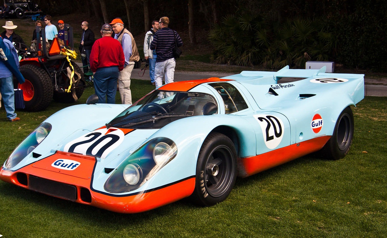 Porsche 917K-020