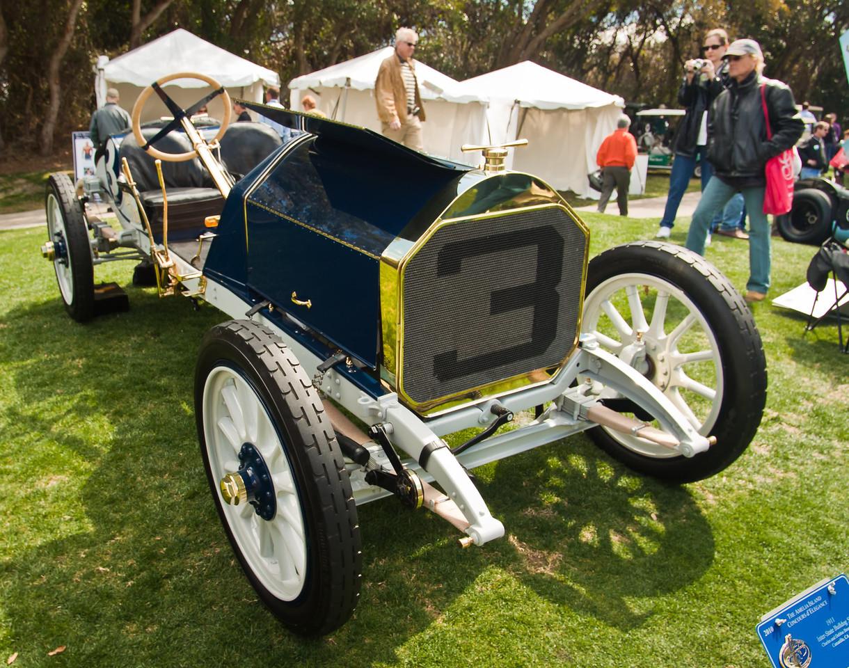 1911 Interstate Bulldog Racer