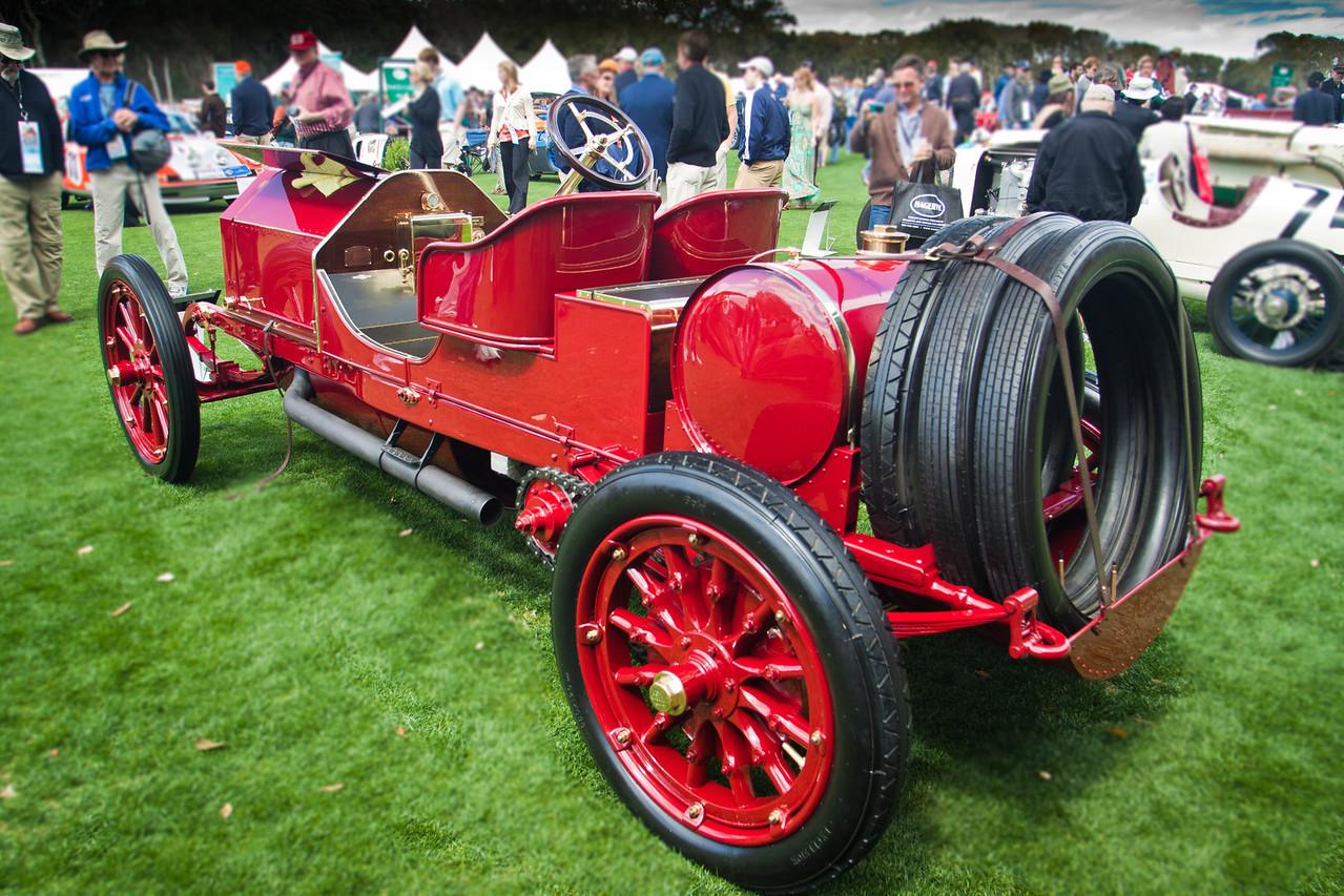 1907 Fiat Targa Florio