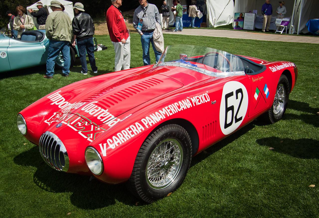 1954 O.S.C.A. Maserati MT4-1500 Carrera Panamericana