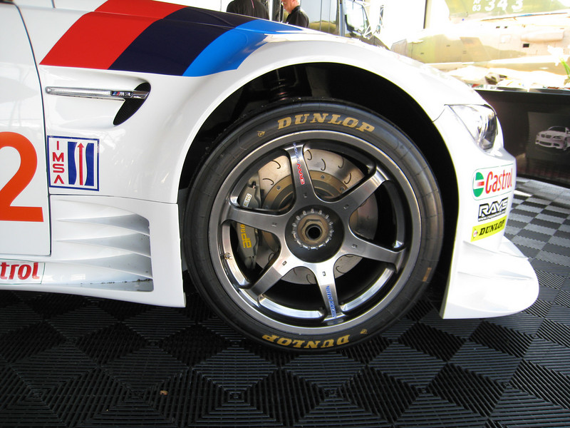 E92 M3 Race car front wheel