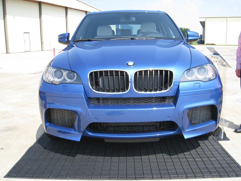 BMW X5 M - Estoril Blue