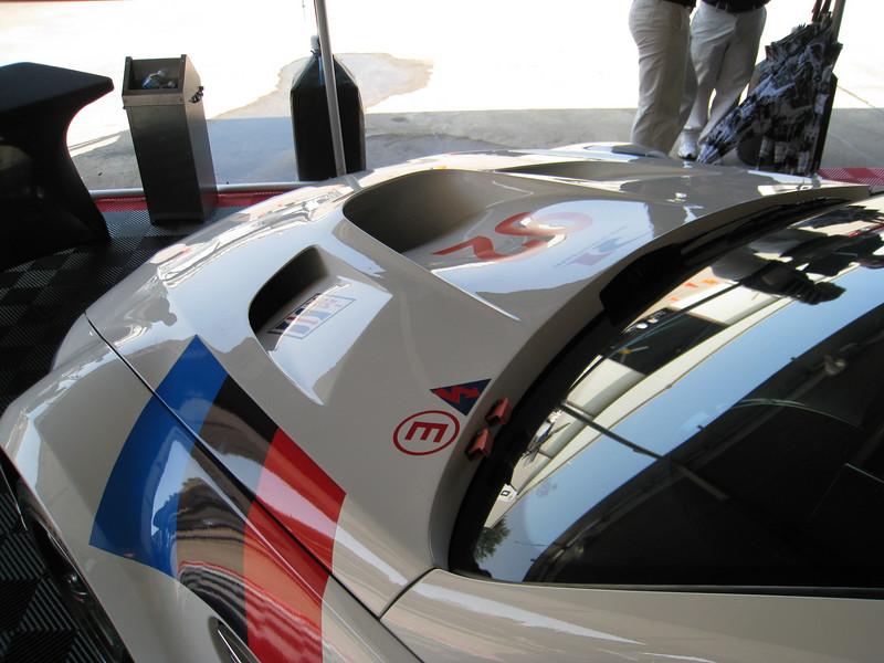 E92 M3 Race car hood