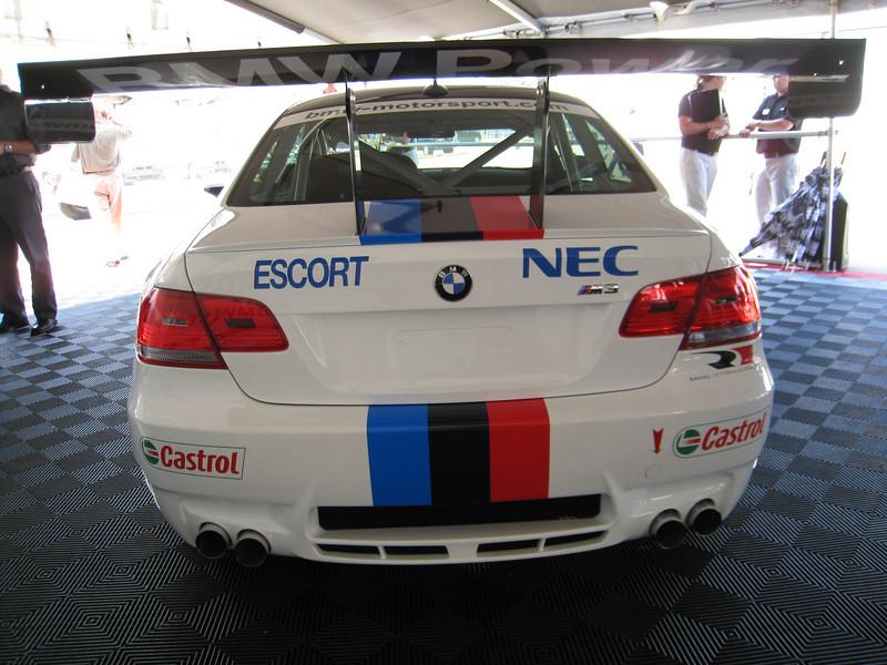 E92 M3 Race car