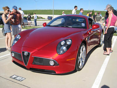 Cars & Coffee - Dallas 05-30-2009