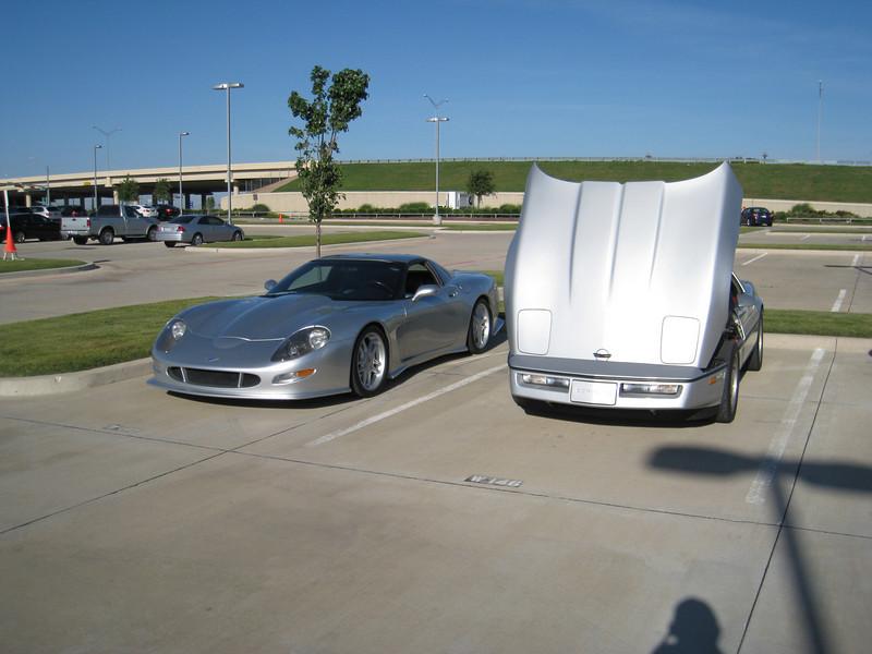 Callaway C12 and Callaway Corvette C4 Twin Turbo