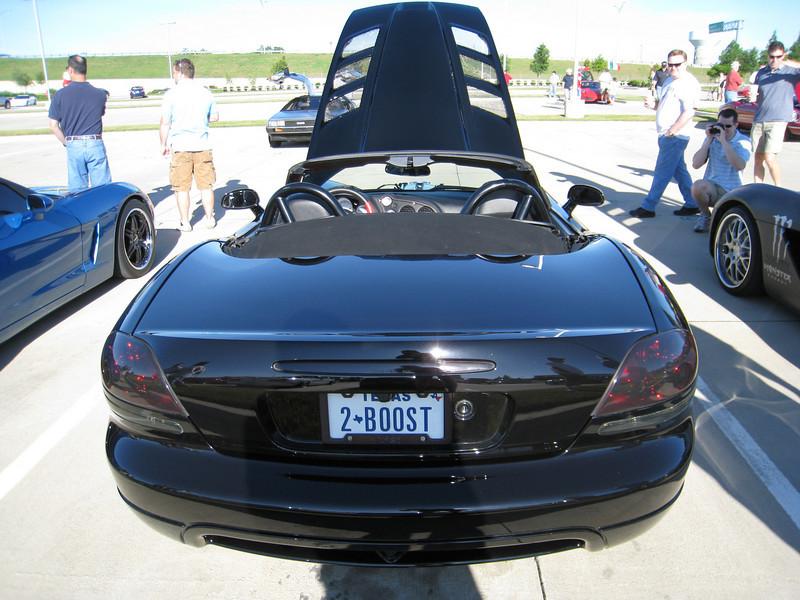 Boosted Dodge Viper