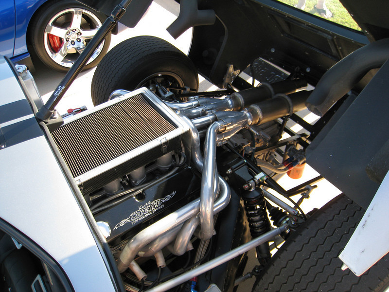 Ford GT40 replica engine
