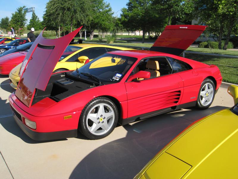 Various Ferraris