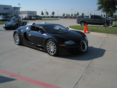 Cars & Coffee Dallas 06-27-09