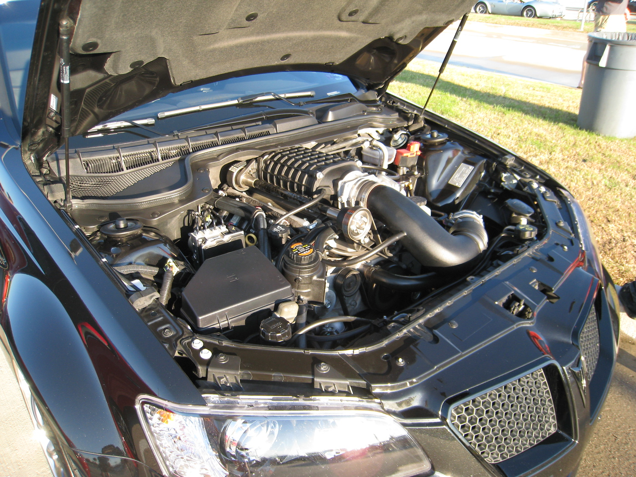 Supercharged Pontiac G8 GT