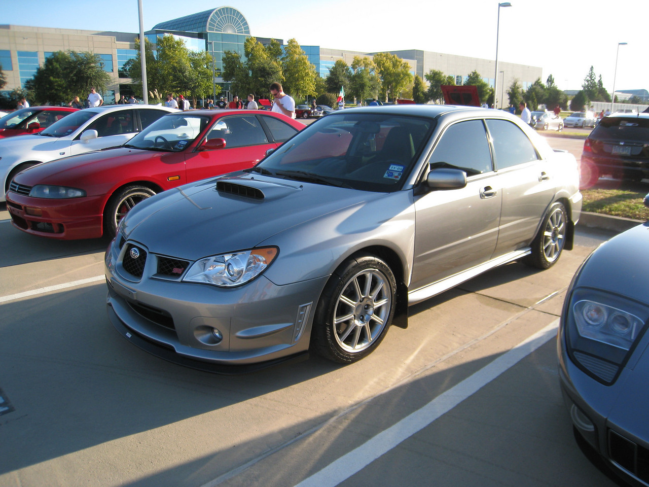 Subaru STI Limited