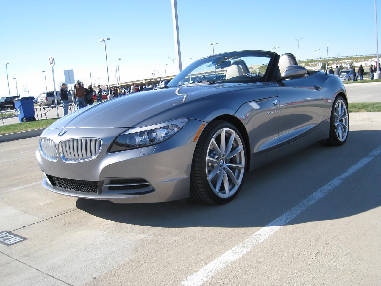 2009 BMW Z4 - purty