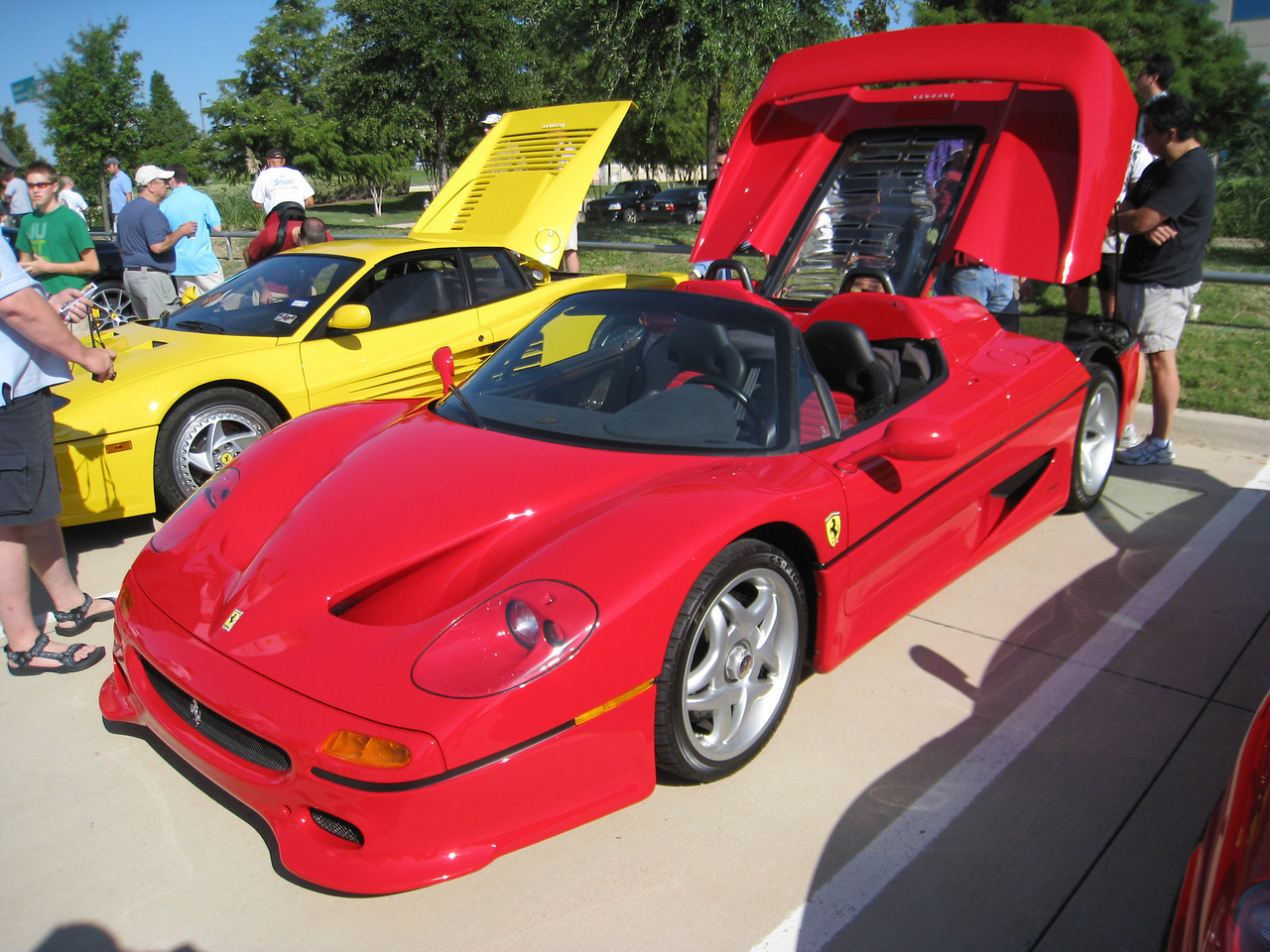 Ferrari F50 - worth about $775-875K