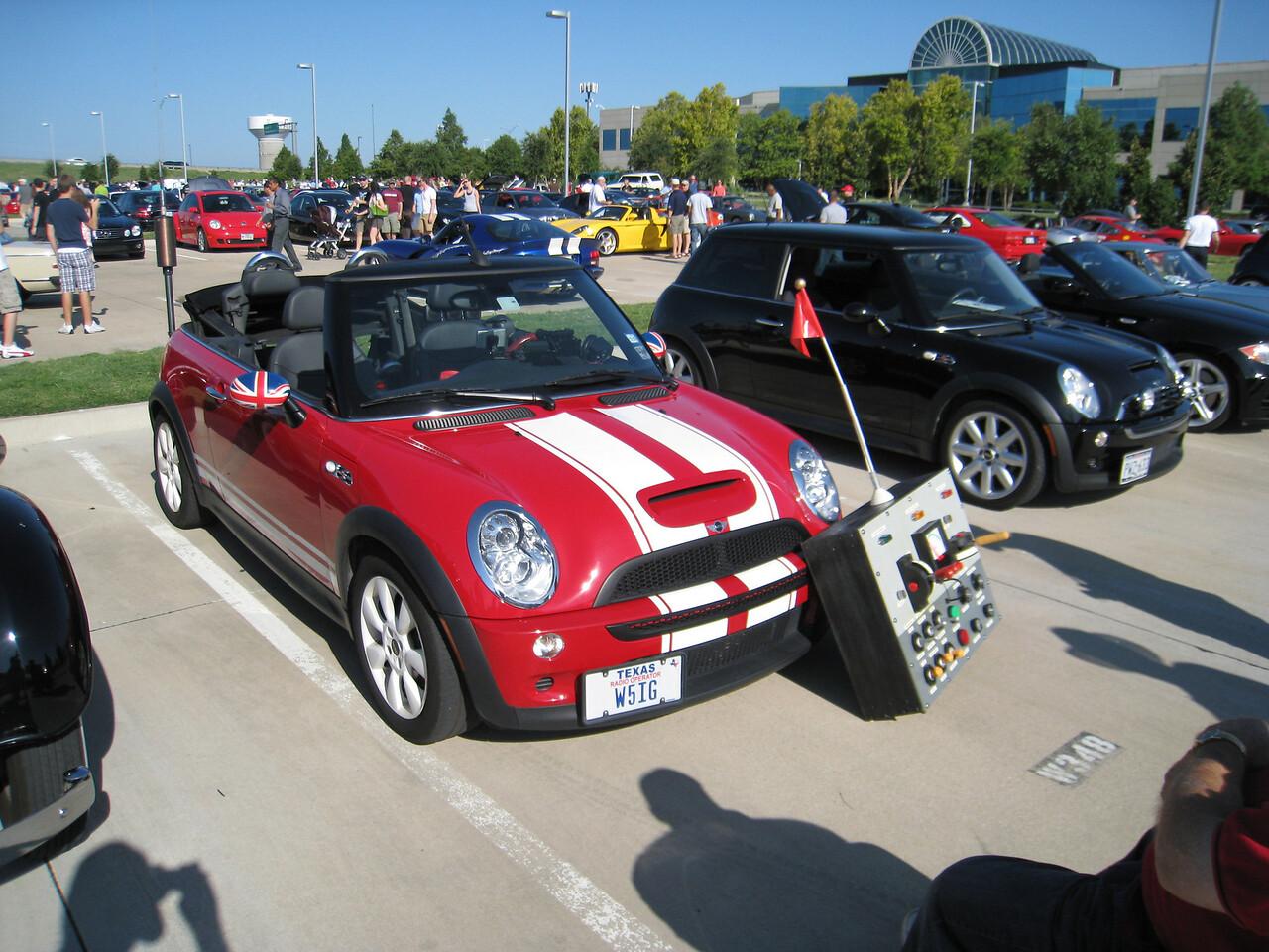 R/C Mini Cooper