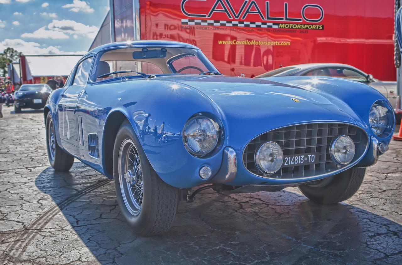 1958 Ferrari 250GT LWB
