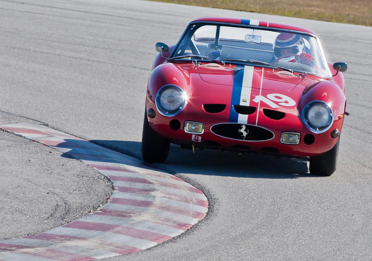 1962 Ferrari GTO Winner of 1962 Le Mans 24 hr GT 3.0  class